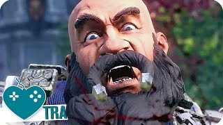 THE DWARVES Trailer (2016) PS4, Xbox One, PC Game