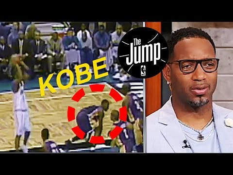 T-Mac Talks About His Deadly Ankle Breaker Which Sent Kobe Bryant To The Floor | The Jump