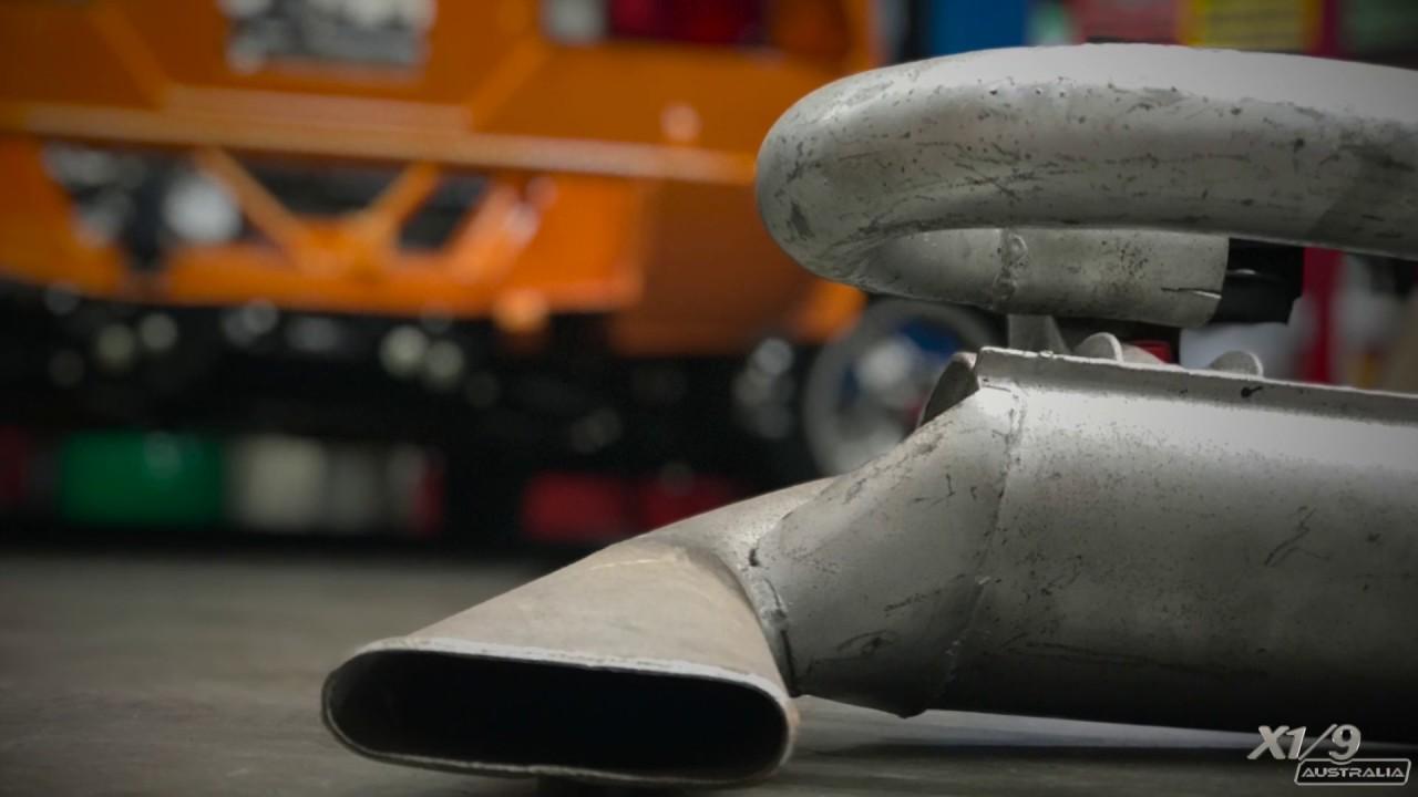 Abarth X1/9 Stradale Prototipo teaser 3