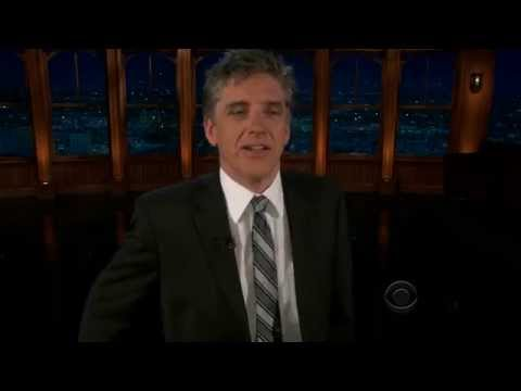 Late Late Show with Craig Ferguson 2/25/2010 Seann William Scott, Jackie Collins