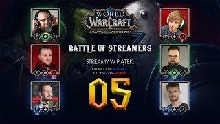 WoW: Battle of Streamers - Luki i szczeliny