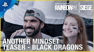 Rainbow Six Siege: Another Mindset - Black Dragons Teaser | PS4