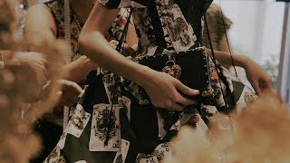 DolceandGabbana Spring Summer 2018 Womens Fashion Show: the day before