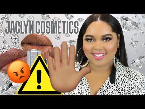 OMG Jaclyn Cosmetics!!! I'M UPSET & DISGUSTED thumbnail