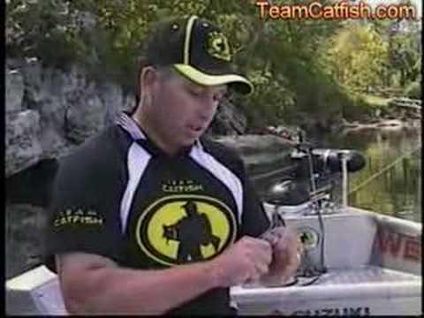 Tips On How To Rig Sinker Slides For Catfishing.