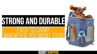 Cat Carrying Extra Large Capacity Bag | Budget Shoppers