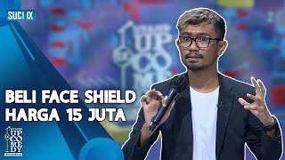 Download lagu Stand Up Ridwan Remin: Kok Gua Ngerasa Gembel Ya??? - SUCI IX [CHAMP ARENA]