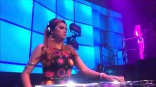 DJ NADINE ISKANDAR at Colosseum Jakarta - WATERFALL