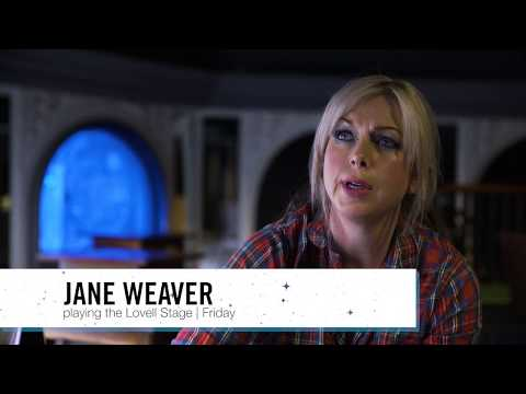 JANE WEAVER BLUE DOT INTERVIEW