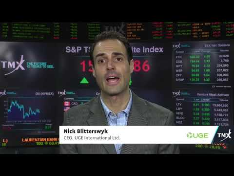 View from the C-Suite: Nick Blitterswyk, CEO of UGE International