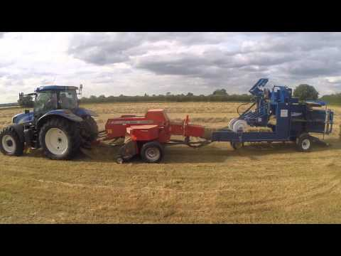 Brook Farm Hay Time