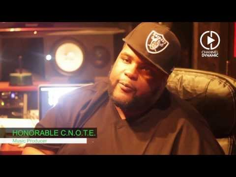 HONORABLE C NOTE Talks Getting Paid 10K, Free Beats and Bartering