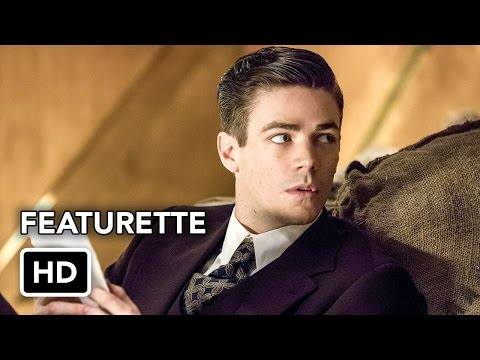 """The Flash 3x17 Featurette """"Behind The Songs""""  - al Crossover"""