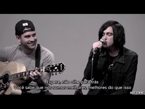 Sleeping With Sirens - The Strays (Acoustic/Legendado)