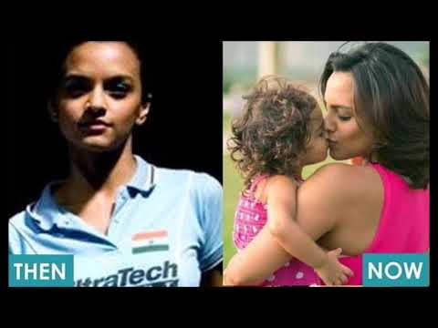 Chak de India Girls Then and Now