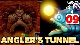 The Angler's Tunnel & Angler Fish in Link's Awakening Switch - 100% Walkthrough 09