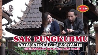 Arya Satria feat. Jeng Yamti - Sak Pungkurmu