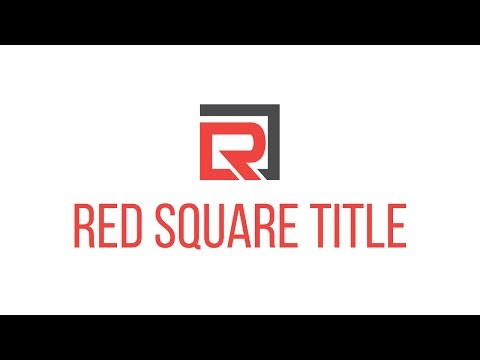 Red Square Title