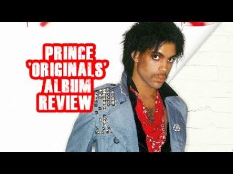 PRINCE 'ORIGINALS' - ALBUM REVIEW
