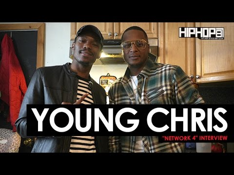 """Young Chris """"Network 4"""" Interview Part 1 (HHS1987 Exclusive)"""