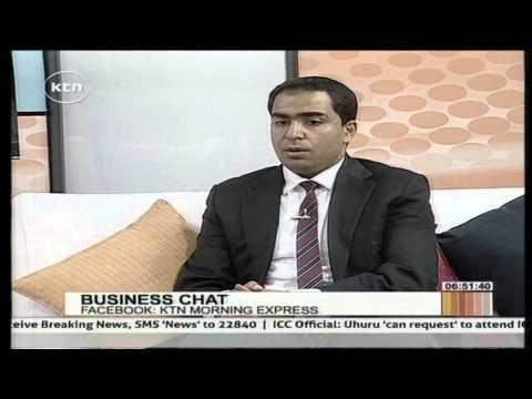 BUSINESS CHAT - with Airtel Kenya C.E.O Adil El Youssefi