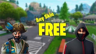 How To Get Any Skin In Fortnite For Free (HXD Editor)