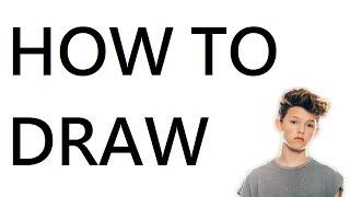 HOW TO DRAW Jacob Sartorius