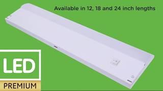 Premium LED Light Fixture Overview