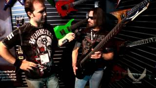 Dean Guitars 2015 N.A.M.M. Highlights - Rusty Cooley Series Electric Guitars