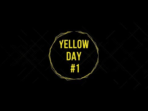 Yellow Day #1 by CDS TC BDS