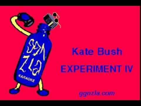 ggnzla KARAOKE 256, Kate Bush - EXPERIMENT IV