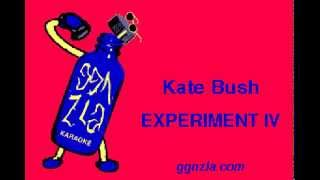 ggnzla KARAOKE 256, Kate Bush - EXPERIMENT IV