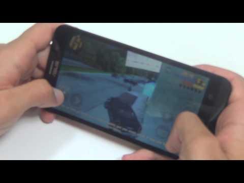 Asus Zenfone 2 GTA 3 Gameplay oynanış videosu