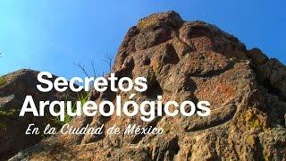Lo que no sabías que existe en la CDMX ¡Secretos Arqueológicos!