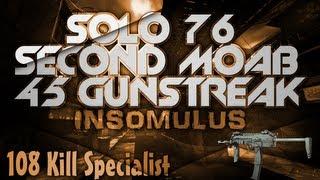 76 Second Solo MOAB - 45 Gunstreak + 108 Kill Specialist thumbnail