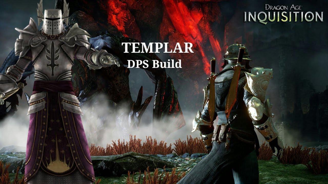 Handed Templar Build