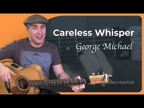How to play Careless Whisper by George Michael - Guitar Lesson Tutorial (ST-382)