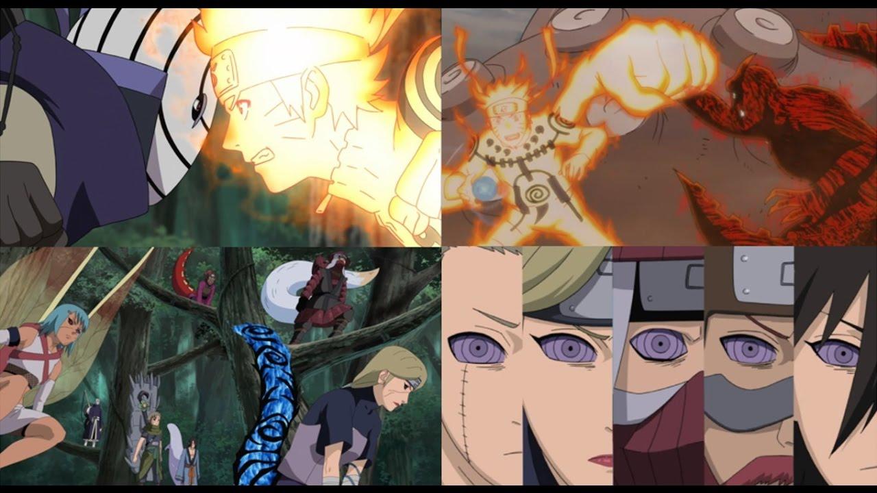 Naruto episodes season 4