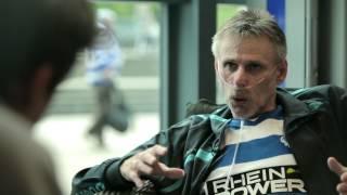 Von Mensch zu Mensch - Folge 4 // Fußball-Legende wartet auf Spenderlunge