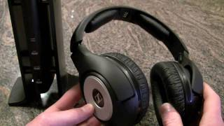 sennheiser RS-170 Review  Wireless Headphones?