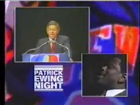 Knicks win the lottery - 1985