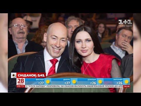 Дмитро Гордон всьоме стане батьком