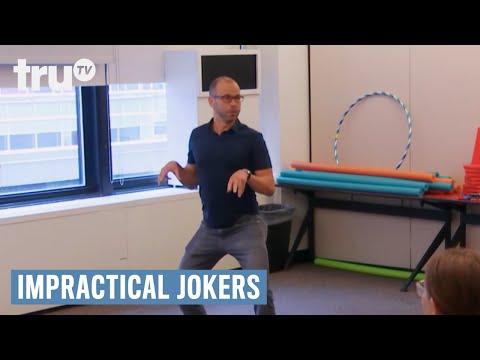Impractical Jokers - Team Building On The Dance Floor | TruTV
