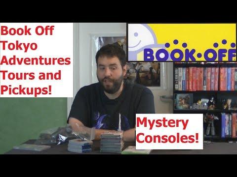 Book Off - Game Store in Tokyo - Tour & Pickups - Adam Koralik