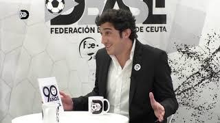 DBASE | Programa nº3 - Federación de Fútbol de Ceuta | RTVCE