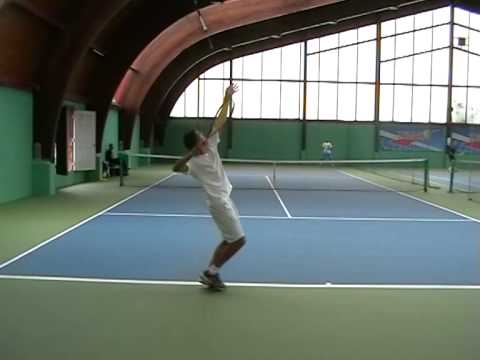 Stefan Radenovic College Tennis Recruiting