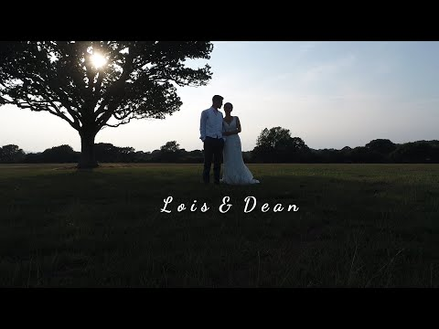 Laughton Barns | Lois & Dean - 21st July 2018