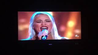 Gabby Barrett sings I Have Nothing