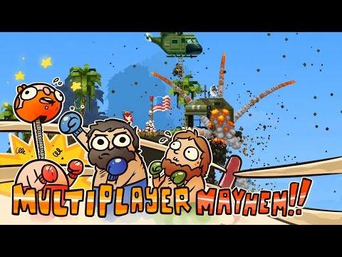 Multiplayer Mayhem Season 3!! - BroForce