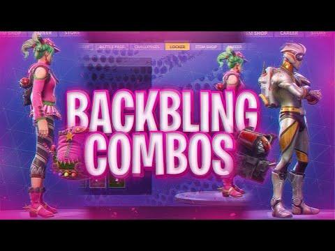 New Best Tryhard Backbling Combos Try Hard Skins Backbling - new best tryhard backbling combos try hard skins backbling fortnite battle royale combos